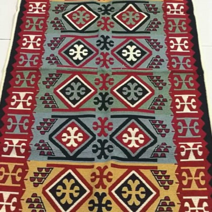 Turkish Kilim (P6) W80 X L150